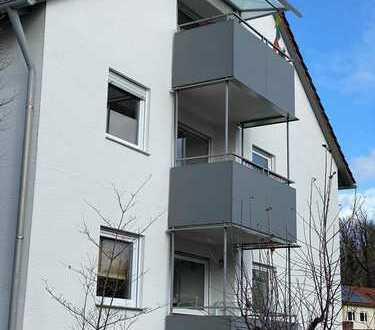 wunderschöne, möblierte, renovierte 2 Zimmer-Wohnung mit Albblick