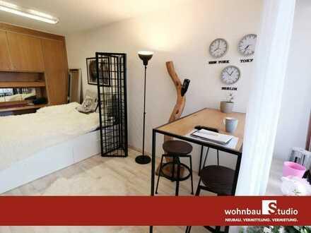 Großzügige 1-Zimmer-Wohnung in gefragter Wohnlage mit Blick auf den Probstsee zu verkaufen!