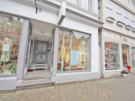Tolles Ladenlokal in Detmold's Krummer Straße