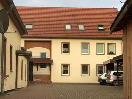ruhige 2-Zimmer-Wohnung im 1. OG; ca. 56 m² in Neuzelle !