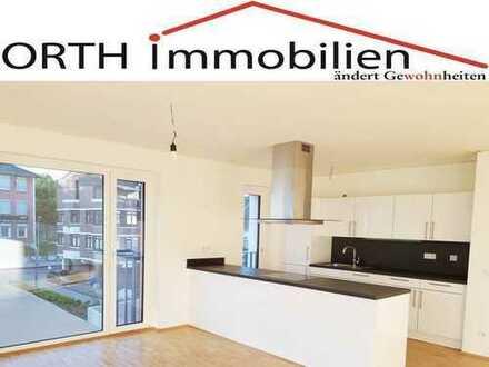 3 Zimmer Neubauwohnung im Stadtzentrum mit Homeoffice - Ideal für Professionals