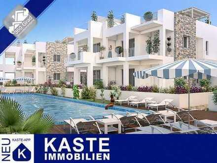 Kreta: Neubau-Appartment in wunderbarer Strandlage im Erstbezug