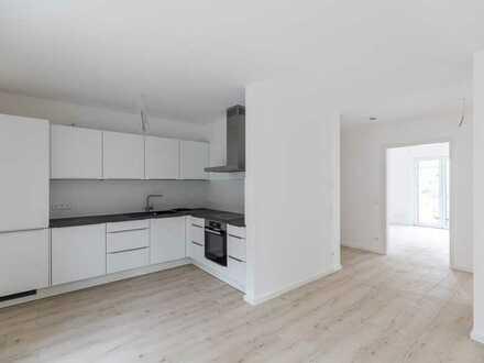 **Mönsheim - Exklusive 3 Zimmer-EG-Wohnung (Neubau) im Mitteltal am Grenzbach**