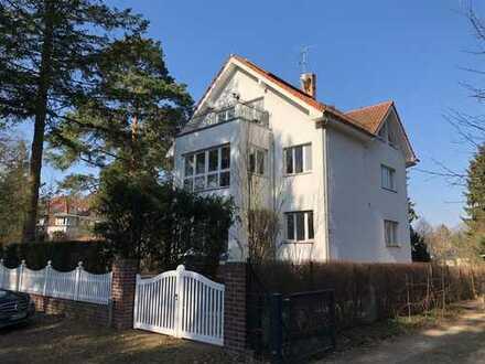 Wohnen in Villa am Dämmritzsee
