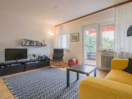 3-Zimmer Wohnung mit Blick ins Grüne in Birkendorf