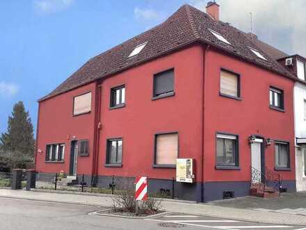 Die Gelegenheit - modernisiertes Mehrfamilienhaus in zentraler Lage von Rheingönheim