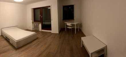 WG ZIMMER MIT BALKON | Möbliert | ULM | 2 er WG | WG-Neugründung | 25 m² Zimmer