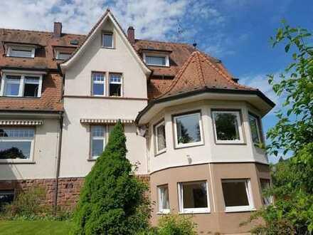 Wohnen im gepflegten Anwesen mit Garten in Heidelberg! Gerne an ein Paar/Single ohne Kinder!