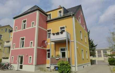 4-Raum-Maisonette-Wohnung mit Parkett und Fußbodenheizung