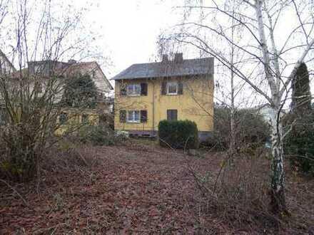 Wi.-Naurod: Abriss-Grundstück mit ca. 709 m²