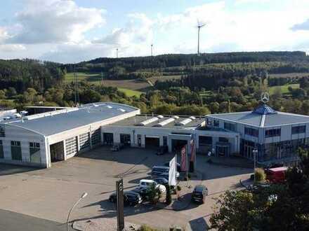 Moderner Werkstattkomplex in 1A Lage