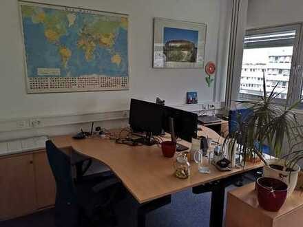 Ca. 500 qm Bürofläche zu vermieten (10 Büroräume)