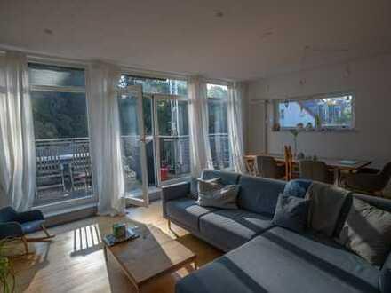 Exlusive DG-Wohnung unterhalb der Sparrenburg