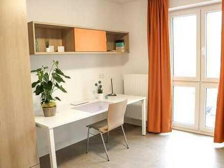 Apartments für Studenten l direkt an der Hochschule l inkl. Internet-Flatrate l Möbliert