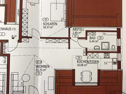 Stilvolle, geräumige 2-Zimmer-Wohnung in Gomaringen