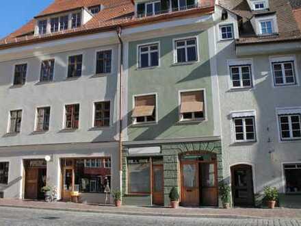 Schöne Wohnung in der Landsberger Altstadt