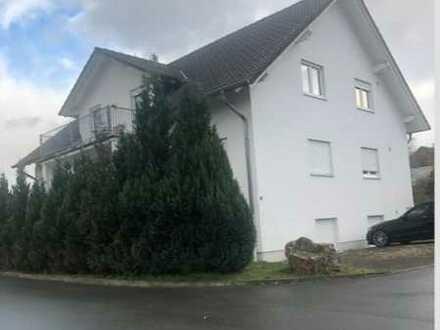 Schöne 4-Zimmer-Wohnung mit Balkon in Katzenelnbogen