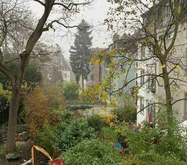 Eigenes Altbau-Haus komplett zur Miete - Direkt am Günthersburgpark - ideal für die Familie -