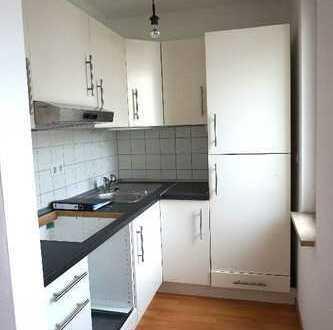 Tolles Apartement in zentraler Lage direkt am Gewerbepark teilmöbl. mit Küche