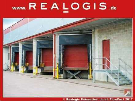 Ca. 2.000 qm Lager- / Logistikflächen | mehrere Rampen | direkte Autobahnanbindung!
