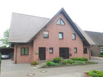 Große Doppelhaushälfte in Sackgassenlage von Ahaus-Ottenstein