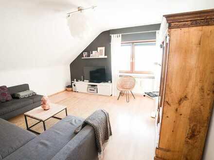 Sonnige 3-Zimmer-Dachgeschosswohnung in Brühl