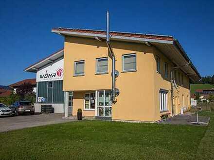 KFZ- Werkstatt & Lagerhalle in Rettenbach