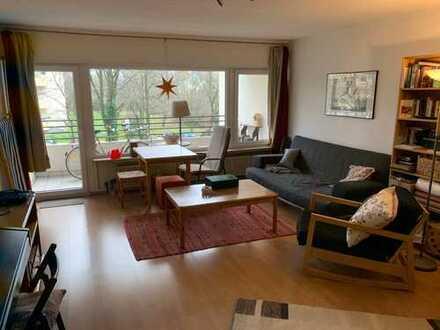Schöne, geräumige 2 Zimmer Küche Bad Wohnung in Heidelberg, Handschuhsheim