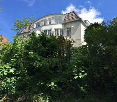 Etwas Besonderes! Großzügige 4Raum-Luxuswohnung mit Blick zur Weißen Elster! Leipzig-Schleußig
