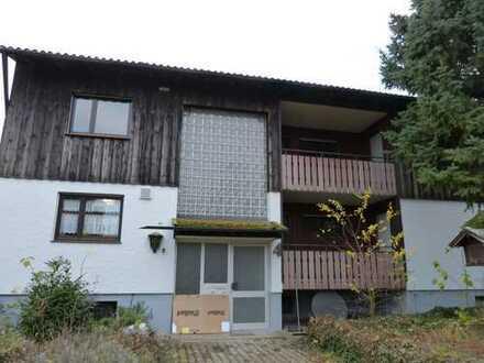 Schöne und ruhige fünf Zimmer Wohnung im Grünen in Freiberg am Neckar