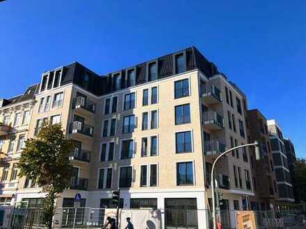 Moderne 3-Zimmer-Dachgeschosswohnung mit Terrasse in Hamburg-Eppendorf