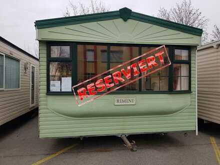 MOBILHEIM * Chalet * Mobil-Haus * winterfest * LIEFERPREIS +360° Show RESERVIERT