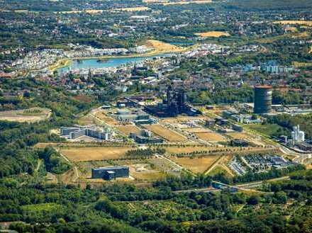 Dortmund, PHOENIX West: Verkauf von Gewerbeflächen