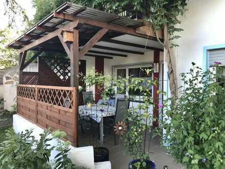 Sanierte 3,5-Zimmer-EG-Wohnung mit Balkon in Heitersheim