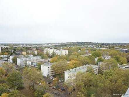 Tolle Kapitalanlage in der Oberstadt, 2-Zimmer Wohnung mit einem traumhaften Ausblick und Stellplatz