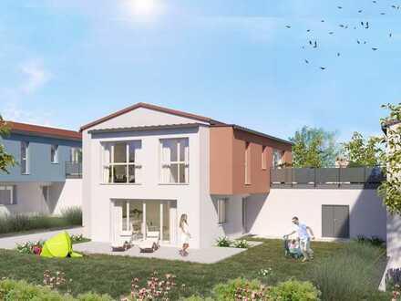 ETW 12 * 3-Zi.-Wohnung mit Terrasse, Garten + 18000 Zuschuss vom Staat!