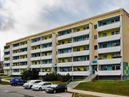 Bestens sanierte 3-Raum-Wohnung
