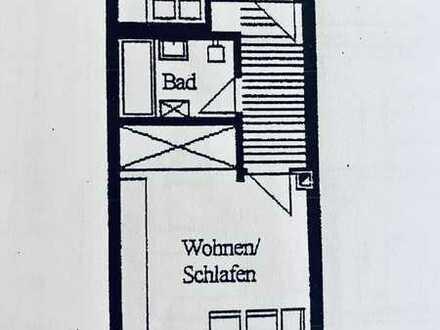 1 Zimmer-Wohnung in Nürnberg-Röthenbach West, mit Aufzug. SOFORT FREI und FRISCH RENOVIERT!