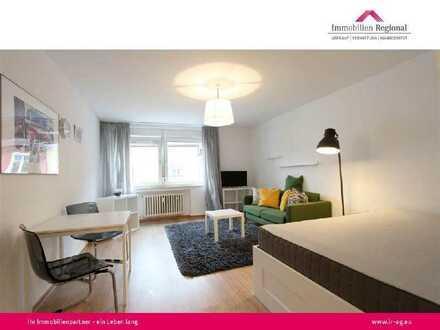Möblierte 1-Zimmer-Wohnung im Herzen der Innenstadt!