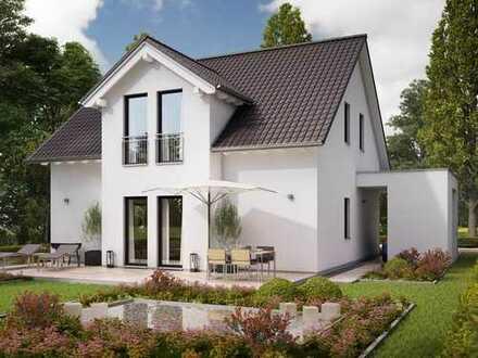 Ein Haus mit spannender Architektur, intelligenter Technik, für gesundes Wohnen!