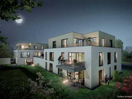 FÜR MEHR LEBENSQUALITÄT: Komfortable 2-Zimmer-Neubau-ETW mit über 100 m² großem Garten!