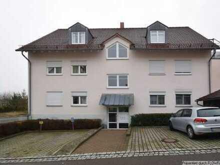 Schöne und gepflegte 4-Zimmer Wohnung in Pfullendorf