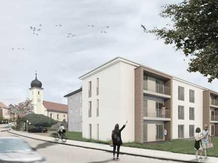 """Neubau von 9 Eigentumswohnungen in Wald """"Dorfmitte"""" - Besichtigen Sie unsere Musterwohnung!"""