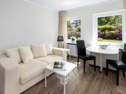Möbliertes Apartment in Harvestehude / Furnished Apartment in Harvestehude