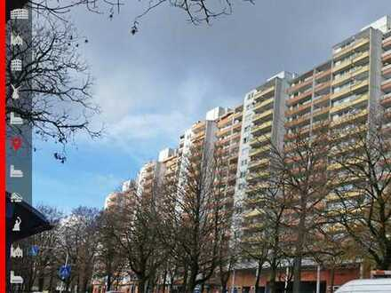 """Bezugsfreie 3-Zimmer-Wohnung am """"PEP Neuperlach"""""""