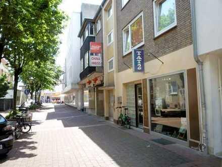 Ladenlokal in bester Lage von Wesel; Innenstadt