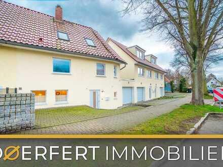 Hamburg - Wilhelmsburg | Exklusives Mehrfamilienhaus mit 3 Einheiten, Garagen und parkartigem Garten