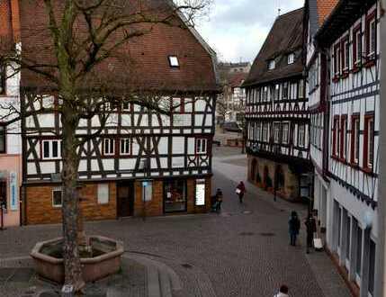 Attraktive 3 Zi-Whg. im Zentrum Bensheim