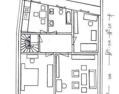Schöne 3-Raum Wohnung in zentraler Lage