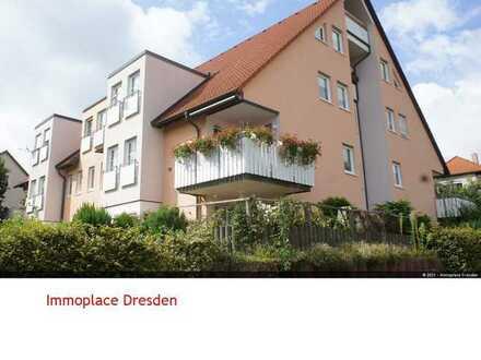 3-Raumwohnung mit Terrasse, Gartennutzung und 3 PKW-Stellplätzen in Kesselsdorf!!!